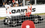 Drivers Parade - Rubens Barrichello